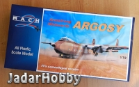 Mach 2 GP064 1/72 Armstrong Withworth ARGOSY (70's Camouflaged Version)