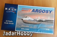 Mach 2 GP065 1/72 Armstrong Withworth ARGOSY (60's Livery)
