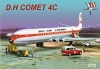 Mach 2 GP099 1/72 Comet 4C Dan-Air London