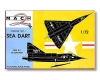 Mach 2 GP001 1/72 Convair XF2Y-1 Sea Dart