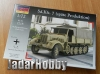 Maco 7218 1/72 Sd.Kfz.7 (late Production) with tarpauline