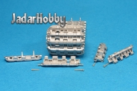 MasterClub MTL35006 1/35 Tiger I Early - Workable Metal Tracks for Pz.Kpfw.VI Tiger I Early