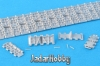 "MasterClub MTL35022 1/35 T-34/76 1942 - Workable Metal Tracks for T-34/76 1942 Year 500mm Late ""V"" Type"