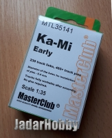 MasterClub MTL35141 (BACKORDER) 1/35 Ka-Mi Early