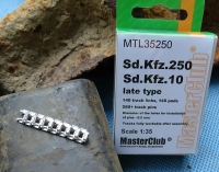 MasterClub MTL35250 1/35 tracks for Sd.Kfz 250