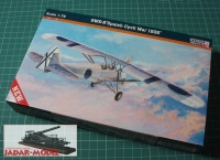 "MisterCraft B-46 1/72 RWD-8 ""Spanish Civil War 1936"""