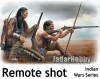 MB 35128 1/35 Remote shot - Indian War Series