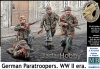 "MB 35145 1/35  ""German Paratroopers. WW II era"""