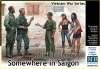 MB 35185 1/35 Somewhere in Saigon, Vietnam War ...