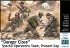 "MB 35207 1/35 ""Danger Close"". Special Operations Team, Present Day"