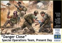 "MB 35207 1/35 ""Danger Close"". Special Operations Team"