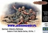 MB 35102 1/35 German Infantry Defence, Eastern Front Battle Series