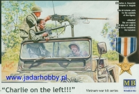 "MB 35105 ""Charlie on the left!!!"", Vietnam War Series (1:35)"