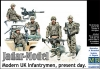 MB 35180 1/35 Modern UK Infantrymen, presend day
