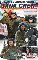 Meng HS-007 1/35 Russian Armed Forces Tank Crew