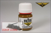 MIG P419 Filter: Orange for Desert Camo (35ml)