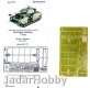 Mikrodizain MD072223  1/72 Pz.Kpfw.IV Ausf.H - side screens