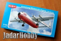 Mikromir 144-013 1/144 Argosy (100 Series) British Heavy Transport Aircraft