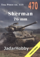 Militaria 470 Sherman 76mm