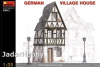 MiniArt 35012 1/35 German Village House