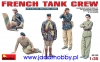 MiniArt 35105 French Tank Crew (1/35)