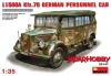 MiniArt 35147 L1500A (Kfz.70) German Personnel Car (1/35)