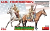 MiniArt 35151 1/35 US Horsemen. Normandy 1944