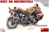 MiniArt 35176  1/35 Rest on Motorcycle