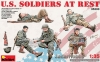 MiniArt 35200 1/35 U.S. SOLDIERS AT REST