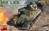 MiniArt 35206 1/35 M3 Lee Early Prod. w/Interior Kit
