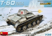 MiniArt 35215 1/35 T-60 Early Series - Interior kit