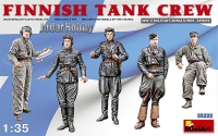 MiniArt 35222 1/35 Finnish Tank Crew