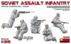 MiniArt 35226 1/35 Soviet Assault infantry (Winter Camouflage Cloaks)