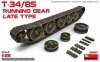 MiniArt 35227 1/35 T-34/85 Running Gear late Type