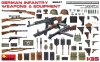MiniArt 35247 1/35 German Infantry Weapons & Equipment