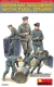 MiniArt 35256 1/35 German Soldiers w/Fuel Drums