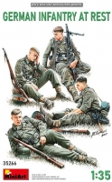 MiniArt 35266 1/35 German Infantry at Rest
