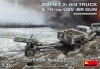 MiniArt 35272 1/35 Soviet 2 t 6x4 Truck with 76 mm USV-BR Gun