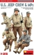MiniArt 35308 1/35 U.S. Jeep Crew & MPs. Special Edition