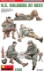 MiniArt 35318 1/35 U.S. Soldiers at Rest. Special Edition