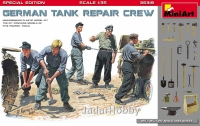 MiniArt 35319 1/35 German Tank Repair Crew. Special Edition