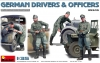 MiniArt 35345 1/35 German Drivers & Officers