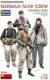 MiniArt 35354 1/35 German Tank Crew.Kharkov 1943. Resin Heads