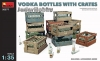 MiniArt 35577# 1/35 Vodka Bottles with Crates