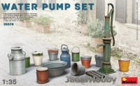 MiniArt 35578 1/35 Water Pump Set