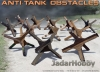 MiniArt 35579 1/35 Anti-tank Obstacles