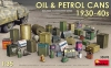MiniArt 35595# 1/35 Oil & Petrol Cans 1930-40s