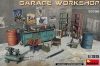 MiniArt 35596  1/35 Garage Workshop
