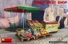 MiniArt 35612# 1/35 Street Fruit Shop