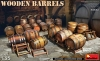 MiniArt 35632 1/35 Wooden Barrels